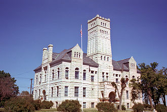 Geary County, Kansas - Image: Geary county courthouse kansas