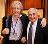 Geldof, Strauss-Kahn (IMF 2009).jpg