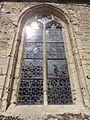 Genainville (95), église Saint-Pierre, nef sud, 3e fenêtre.JPG
