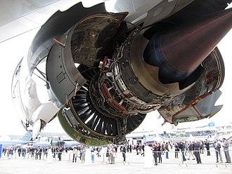 General Electric GEnx - GEnx on 747-8I prototype