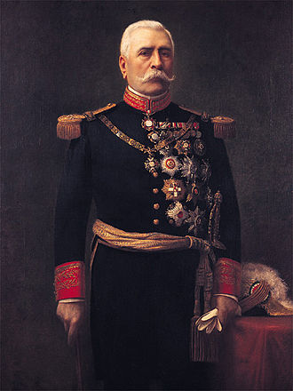 Mexicans - President Porfirio Díaz was of Mestizo descent.