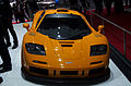 Geneva MotorShow 2013 - McLaren F1LM front.jpg