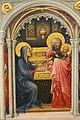 Gentile da fabriano, presentazione al tempio (da pala strozzi), 1423, 06.JPG
