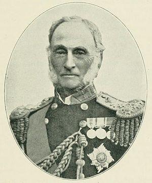 Geoffrey Hornby - Sir Geoffrey Hornby