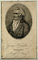 George Hamilton. Stipple engraving by D. Orme after himself. Wellcome V0002543.jpg