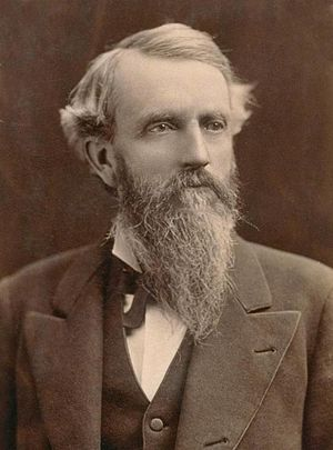 George Hearst - Image: George Hearst (cropped)