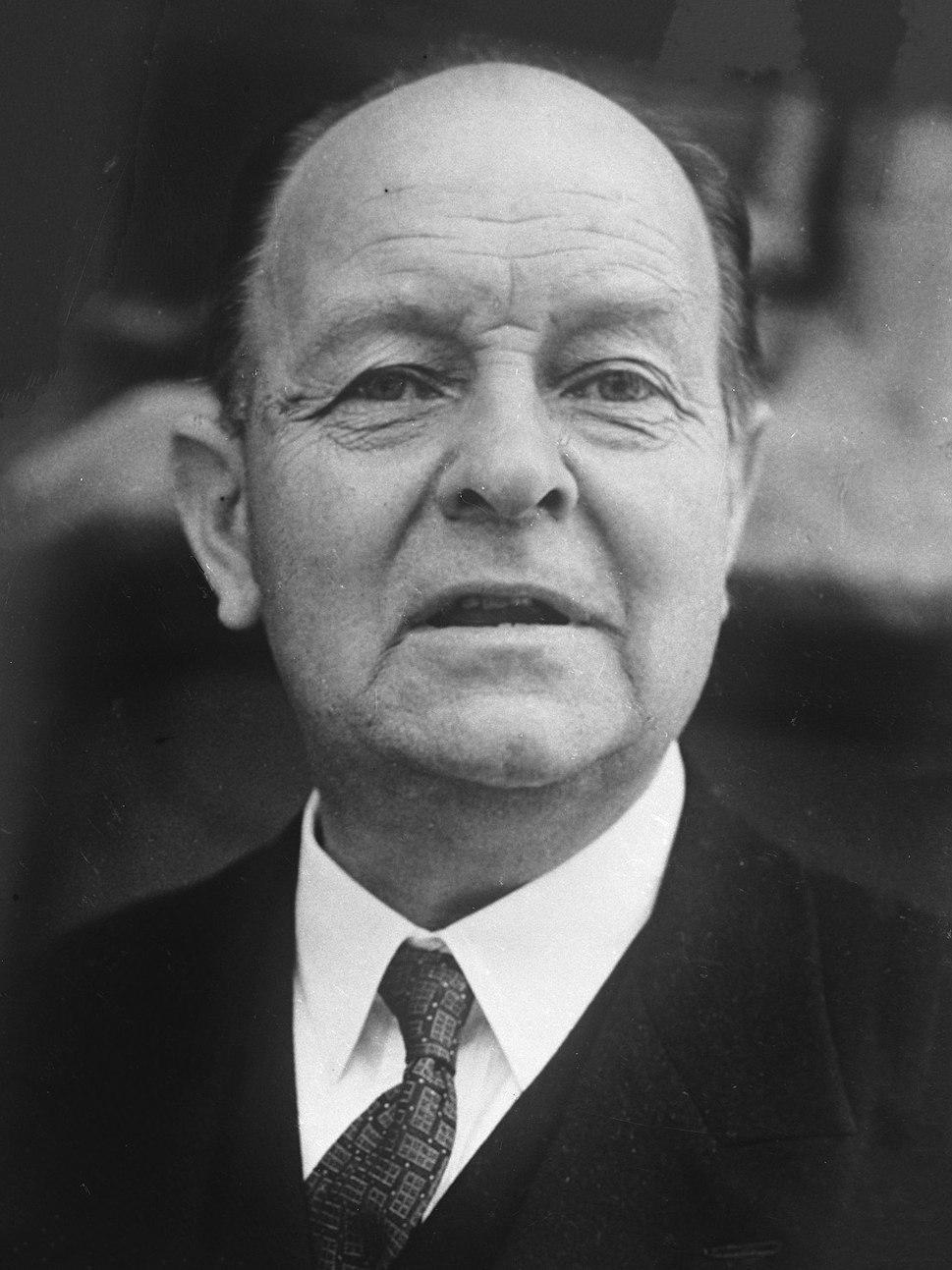 George Henry Hall 1945