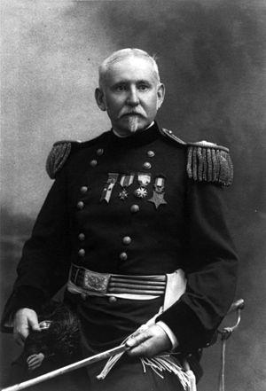 George Lewis Gillespie Jr. - Brigadier General George Lewis Gillespie Jr., Chief of Engineers 1901–1904