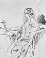 George Sand en Madeleine par Louis Boulanger.jpg