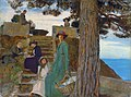 George Spencer Watson (1869-1934) - A picnic at Portofino, 1911.jpg