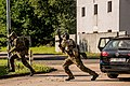 German Signal Unit training at Baumholder Urban Ops Site August 2017.jpg