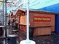 German sausages stall, Liverpool - DSC05157.JPG