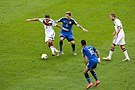 Germany and Argentina face off in the final of the World Cup 2014 -2014-07-13 (22).jpg
