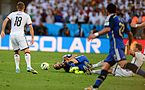 Germany and Argentina face off in the final of the World Cup 2014 10.jpg