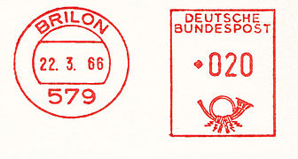 Germany stamp type NA11.jpg