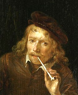 Gerrit Dou selfport - cropped and downsized.jpg