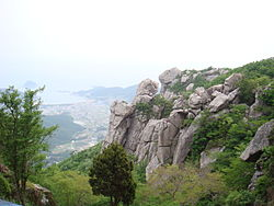 Geumsan of Namhae, Korea.jpg