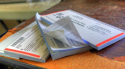 Gfp-checkbooks