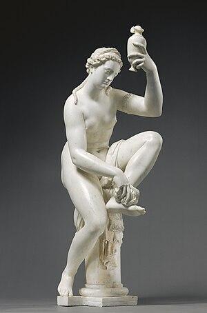 Female Figure (Giambologna) - Female Figure, 1565, J. Paul Getty Museum