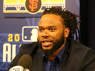Johnny Cueto Dominican baseball player