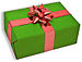 English: Gift ideas for men - wrapping paper e...