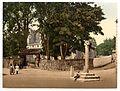 Giggleswick Church, Yorkshire, England-LCCN2002708309.jpg