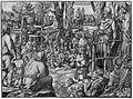 Giovanni Battista de Cavalieri Die Predigt des hl. Johannes d. Täufers.jpg