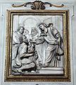 Girolamo ticciati, s. caterina de' ricci guarisce una bambina cieca e storpia, 1733-34.JPG
