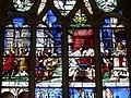 Gisors (27), collégiale St-Gervais-et-St-Protais, collatéral nord, verrière n° 23 - vie des saints Crépin et Crépinien 3.jpg