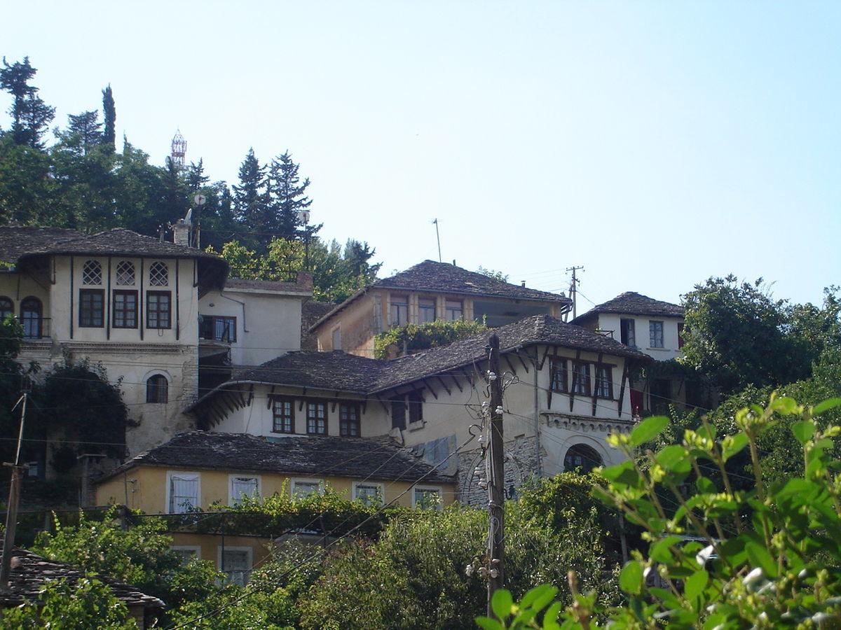 ciudad de Albania