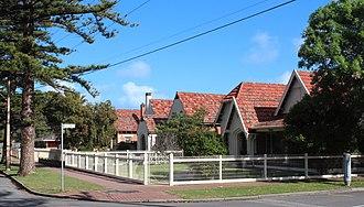 Glenelg East, South Australia - Glenelg East Streetscape