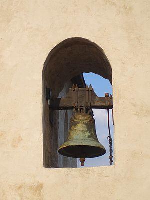 Konradsburg - Bell on the Konradsburg