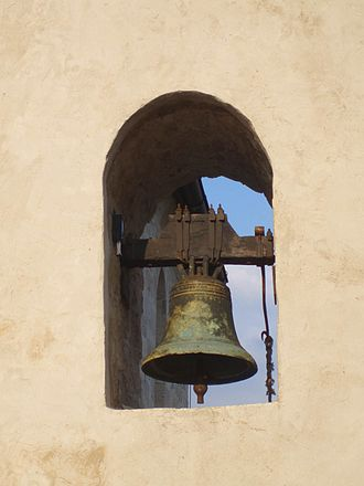 Konradsburg - Bell on the Konradsburg