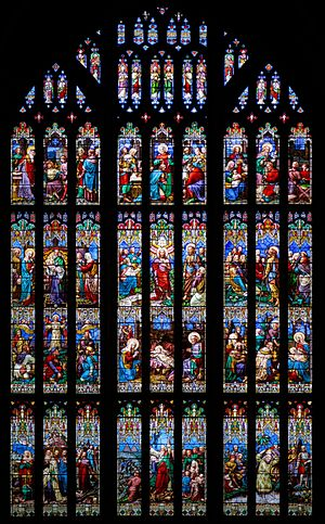 Gloucester Cathedral - Gloucester Cathedral West Window