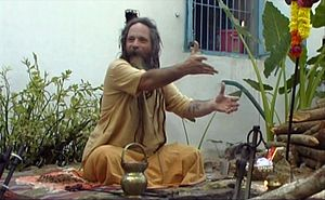 Hippie trail - Musician Goa Gil in the 2001 film Last Hippie Standing
