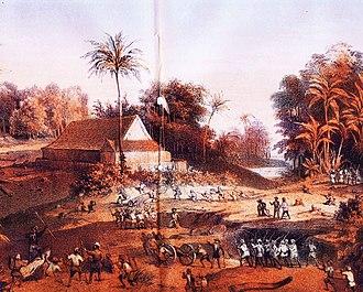 Sultanate of Banjar - Banjarmasin War