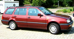 VW Golf III Variant (1993–1995)