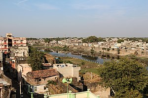 Gondal, India - View of Gondal