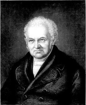 Gotthilf Heinrich von Schubert - Gotthilf Heinrich von Schubert