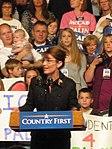 Gov. Sarah Palin In Des Moines (2972946342).jpg