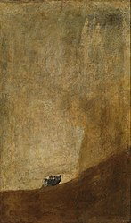 Francisco de Goya: The Dog
