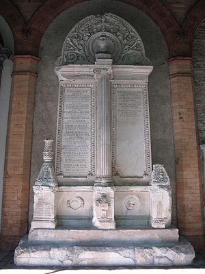 Leo von Klenze - Klenze's grave in Munich