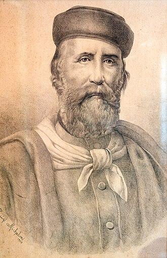 Giuseppe Garibaldi - Garibaldi