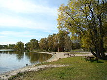 Grand Beach and Provincial Park in Lake Winnipeg in Fall 2008 Manitoba Canada (12).JPG