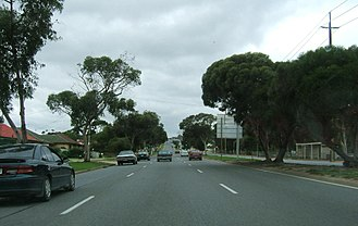 Enfield, South Australia - Image: Grand junction rd enfield