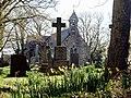 Granston Church in Spring - geograph.org.uk - 945807.jpg