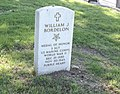Grave marker of William J. Bordelon, Jr.jpeg