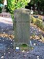 Grave of Carl august hagberg lund sweden.jpg