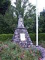 Gravminde fra Treårskrigen, Vamdrup Kirkegård.JPG