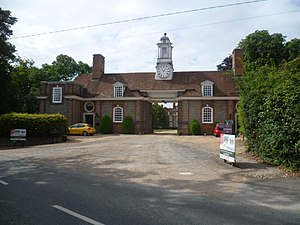 Great Maytham Hall - Gatehouse